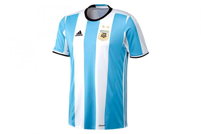 Camiseta Oficial De Argentina Damvic